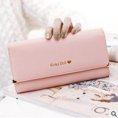 Buy 'Rinka Doll – Metal Heart Tip Long Wallet' with Free Shipping at YesStyle.ca. Browse and shop for thousands of Asian fashion items from China and more!