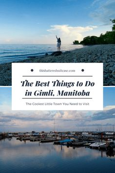 The Best Things to Do in Gimli, Manitoba (the coolest little town you need to visit) - This Battered Suitcase Visit Canada, Canada Eh, Cool Places To Visit, Places To Travel, Canadian Travel, Canadian Rockies, Canada Destinations, Parks Canada, Things To Do