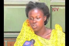 Proscovia Alengot Oromait, age 19, the youngest legislator in African history after being elected Member of Parliament in Uganda.