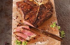 For a little heat the Ancho Chile Rub is a great addition to the Omaha Steaks Porterhouse without overpowering the great steak flavor. Grill to perfection and garnish with tri-colored salad peppers for a little taste of the Southwest. - See more at: http://www.omahasteaks.com/recipe/ancho-chile-rubbed-grilled-porterhouse#sthash.OZ8XZC6u.dpuf   We raise and market Montana beef directly to you. http://www.hollenbeckag.com/   