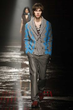 Male Fashion Trends: Missoni Fall-Winter 2018 - Milan Fashion Week