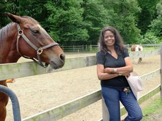 Patricia Kelly - Cowgirl uses horses to motivate at-risk kids. Amazing lady!