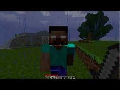 Minecraft: HEROBRINE captured http://ziggacakedup.com/