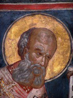 Byzantine Art, Painting, Saints, Faces, Tutorials, Fresco, Painting Art, Paintings, The Face