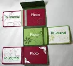 Photo Wallet  by Beverly Gerard - tutorial!