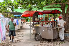 Guardalavaca, Holguin, cuba Was here in 2012 at the daily market 20 takes off #airbnb #airbnbcoupon #cuba