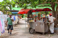 Guardalavaca, Holguin, cuba  Was here in 2012 at the daily market