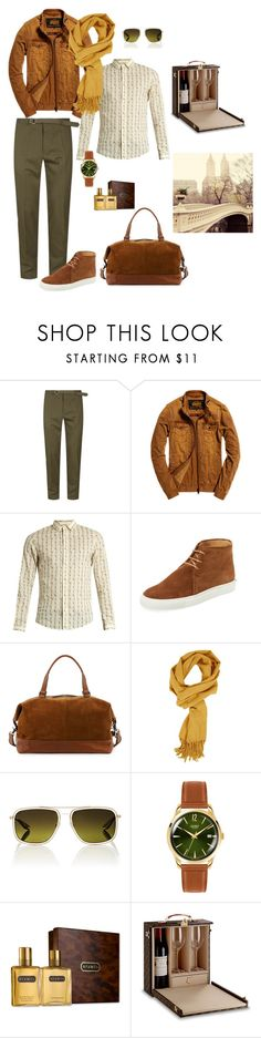 """весна 2017"" by babayka-lesovichek ❤ liked on Polyvore featuring Valentino, Superdry, Gucci, Harrys of London, Frye, Barton Perreira, Henry London, Aramis, men's fashion and menswear"