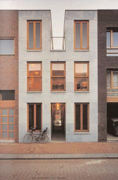Huis Santen, Borneo Eiland, Amsterdam, The Netherlands (2001), Rapp + Rapp Architecten