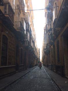 Walking through the streets of Cadiz