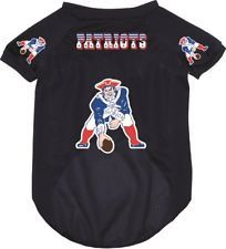 NEW NEW ENGLAND PATRIOTS PET DOG FOOTBALL JERSEY THROWBACK RETRO ALL SIZES  NAVY. Camisetas De FútbolPatriotas De Nueva InglaterraProductos ... 61b82c900ef