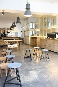 TRIED & TESTED: THE BARN ROASTERY BERLIN