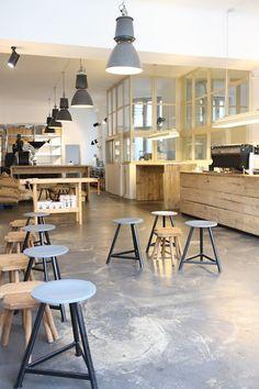 The Barn, coffee roastery | Schönhauser Allee 8 | Berlin