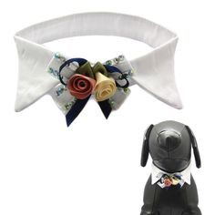 Alfie Pet by Petoga Couture - Dave Bow Tie Collar for Groom Dogs and Cats -- You can get additional details at the image link. (This is an affiliate link and I receive a commission for the sales)