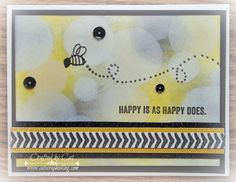 Happy Everything ~ Operation Smile ~ Boken Technique ~ catscrapbooking.com #CTMH