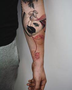 Tattoo art by Timur Lysenko