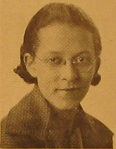 Beverly Loraine Greene -- believed to be the first registered African-American woman architect in the United States.