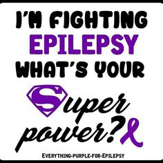 CURE 4EPILEPSY! Epilepsy Facts, Epilepsy Quotes, Epilepsy Awareness Month, Awareness Tattoo, Seizure Symptoms, Epilepsy Seizure, Temporal Lobe Epilepsy, Tattoos To Cover Scars, Seizures