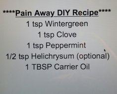 Pan Away DIY Recipe