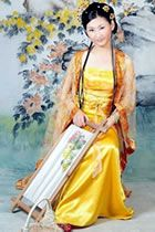Stage & Dance Wear Chinese Folk Dance Cooperative Chinese Traditional Han Dynasty Swordsman Cosplay Costume National Hanfu Clothing Men Women Oriental Folk Stage Dance Clothing Cool In Summer And Warm In Winter