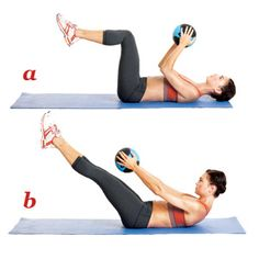 Get a tighter tummy at home, thanks to this innovative workout.