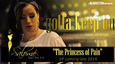 """Video """"gotta keep on"""" coming soon! First song of the coming EP """"Princess of Pain"""" Truth Serum, Coming Out, Songs, Princess, Music, Going Out, Princesses, Song Books, Gender Reveal Parties"""