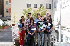TWT Azubi-Start 2012: Für jeden Azubi gab es eine Schultüte :)