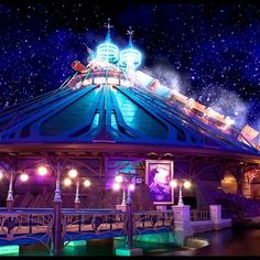 Space Mountain, Disneyland Paris @nickdisney71 - #statigram