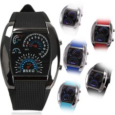 Fashion F1 Men's Led Watches