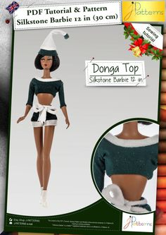 Need to be fresher in this heat loving atmosphere of Christmas celebration?? Sew this easily for her...!