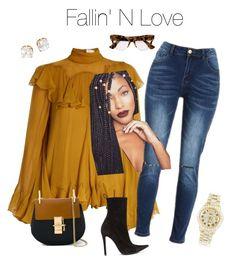 """Fall Fashion 2"" by rachaelgamble-rg on Polyvore featuring Chloé, Haider Ackermann, Rolex and Tory Burch"