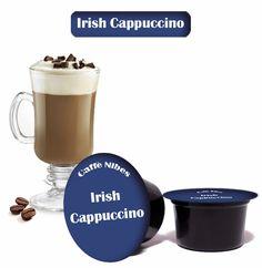 32 Capsule compatibili Nescafè dolce gusto irish cappuccino - Caffè Nibes
