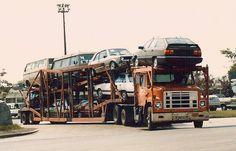 IH S Car Hauler VWs and Audi by PAcarhauler, via Flickr