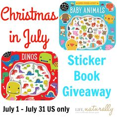 Life, Naturally: Christmas in July with Silver Dolphin GIVEAWAY #sorteo