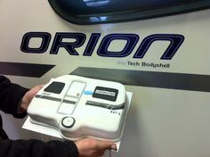 Just like the real thing but on a smaller scale!  Orion birthday cake pic sent to us by Bailey retailer White Arches.
