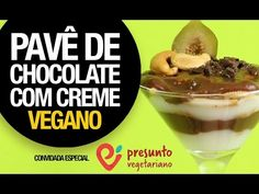 COMO FAZER PAVÊ DE CHOCOLATE VEGANO (ESPECIAL DE NATAL COM O PRESUNTO VEGETARIANO) VegetariRANGO - YouTube