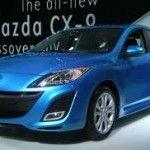 Mazda3 Hatchback 2011