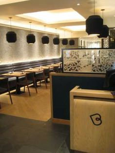 """(eat) Bo London @ Mayfair >> Chef Alvin Leung, the """"Demon Chef"""" behind the avant-garde dining room, has now earned the rare accolade of being one of only two self-taught chefs to receive 1 Michelin Star >>> Bo London, 4 Mill Street, London W1S 2AX  +44 20 7493 3886, www.bolondonrestaurant.com"""