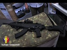 BSDA 2018: Prototipul armei de asalt Stimpex PA-Ro Mod. 2018 - YouTube Ak 47, Guns, Youtube, Comfort Zone, Weapons Guns, Revolvers, Weapons, Rifles, Youtubers