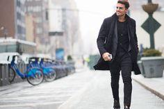 nyfw street style new york fashion week Mariano Di Vaio
