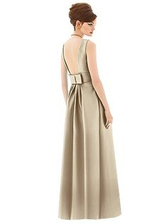 Alfred Sung Style D661 http://www.dessy.com/dresses/bridesmaid/d661/