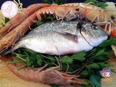 La mia marinata per grigliata di mare è davvero perfetta per ogni tipo di pesce e renderà speciale la vostra grigliata.