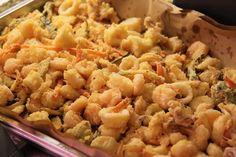 Vieni ad assaggiare da #Macelleria La Carne la frittura di pesce. #rovigo #macelleria #gastronomia www.macellerialacarne.it
