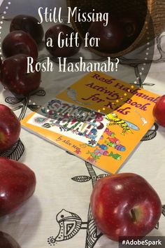 Activity Book for Rosh Hashanah is a fun way to get familiar with the symbols of the holiday. Inside the book you will find 24 single sided activity pages of original handmade art work. It contains different kinds of puzzles, mazes, greeting cards, and bookmarks for coloring. Start to enjoy the spirit of this special holiday. suitable for ages 5-10 years of age.