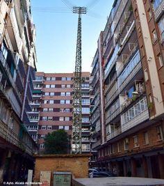 Lezcano recuerda que la retirada de la torre de la calle Jovellanos fue propuesta por Ciudadanos