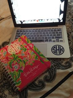 monograms for back-to-school