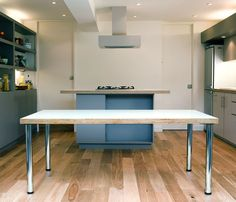 Large Formica Dining Table