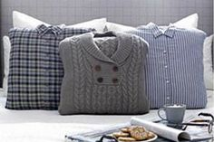 Sweater Cushions
