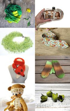 Warm colors for cold days by Tetiana Otruta on Etsy--Pinned with TreasuryPin.com