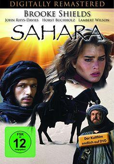 Sahara (1983) Sahara Movie, Horst Buchholz, Wilson Movie, Capas Dvd, Beloved Film, Brooke Shields, All Movies, Movie List, Event Photos